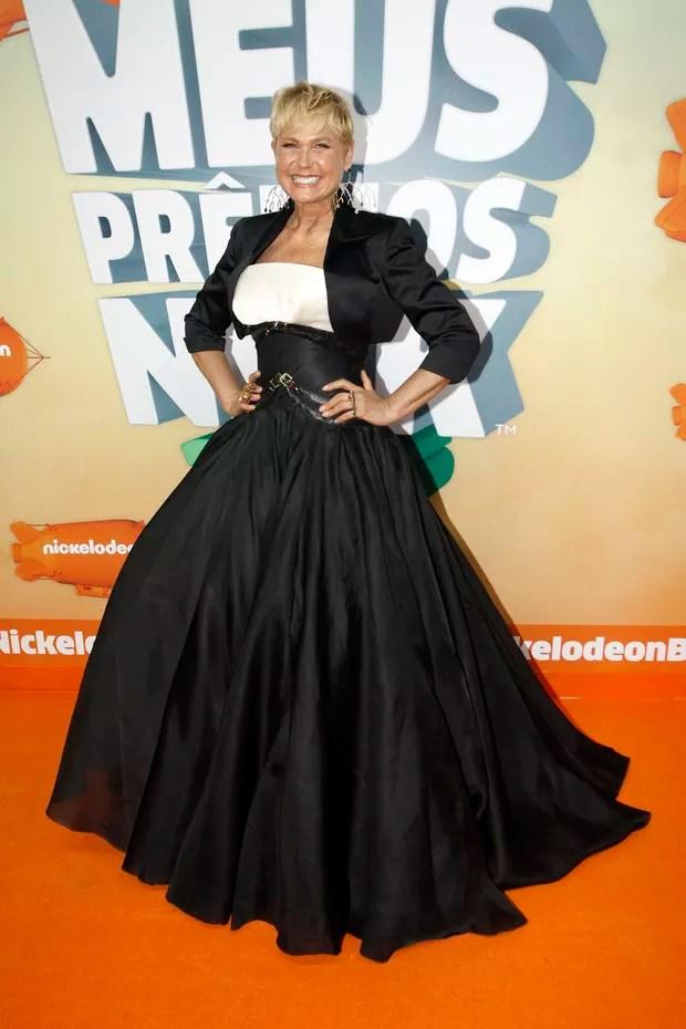 Xuxa  (Foto: Celso Tavares / EGO)