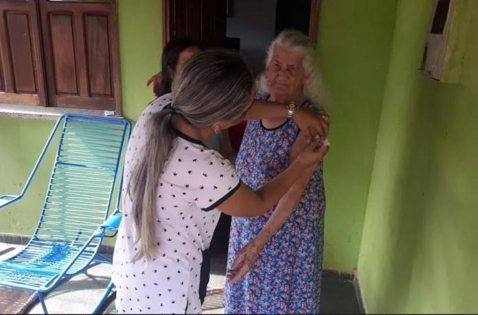 Mesmo após atingir a meta, público-alvo vai continuar a ser vacinado (Foto: Adelcimar carvalho/G1)