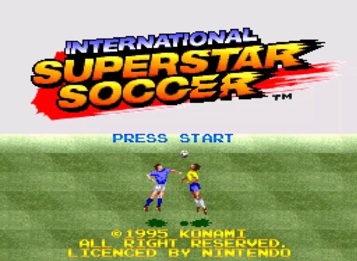 International Superstar Soccer: relembre as versões do clássico | Jogos de  esporte | TechTudo
