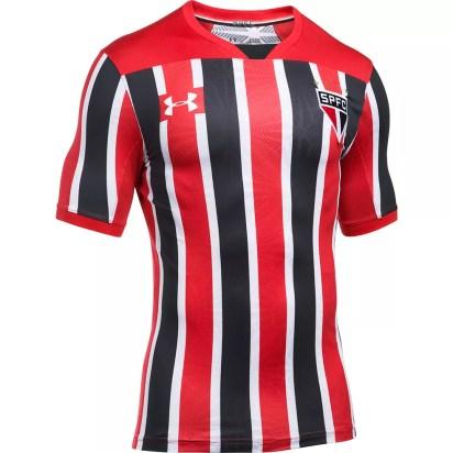 São Paulo poderá mudar parceria de fornecimento de material esportivo (Foto: Divulgação)