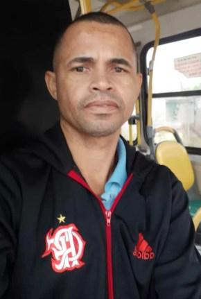 Valdecir Rosa de Farias, de 41 anos, morreu ao comemorar a vitória do Flamengo, em Cuiabá. — Foto: Arquivo Pessoal