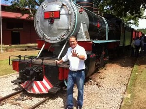 Políticos de Rondônia lamentam a morte de Eduardo Campos (Foto: Ricardo Leite/Arquivo Pessoal)