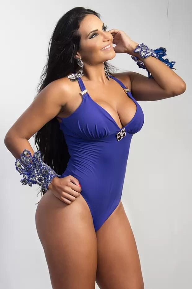 Shayene Cesário (Foto: Rafael Antonio)