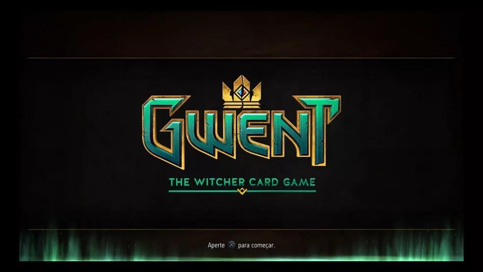 Gwent está disponível no PC, Xbox One e PS4 (Foto: Reprodução/Felipe Vinha)