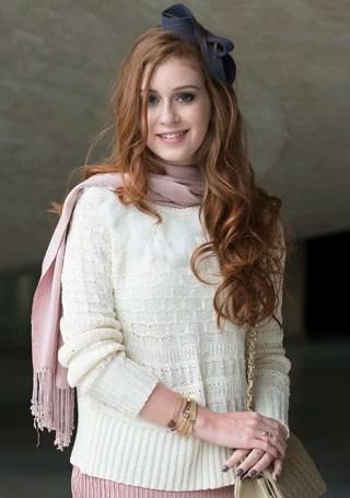 Marina Ruy Barbosa está no elenco da próxima trama das nove, Amor à Vida (Foto: TV Globo / Bob Paulino)