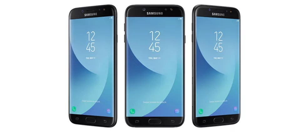 Samsung libera Samsung Pay para Galaxy J5 Pro e J7 Pro no Brasil (Foto: Divulgação/Samsung)