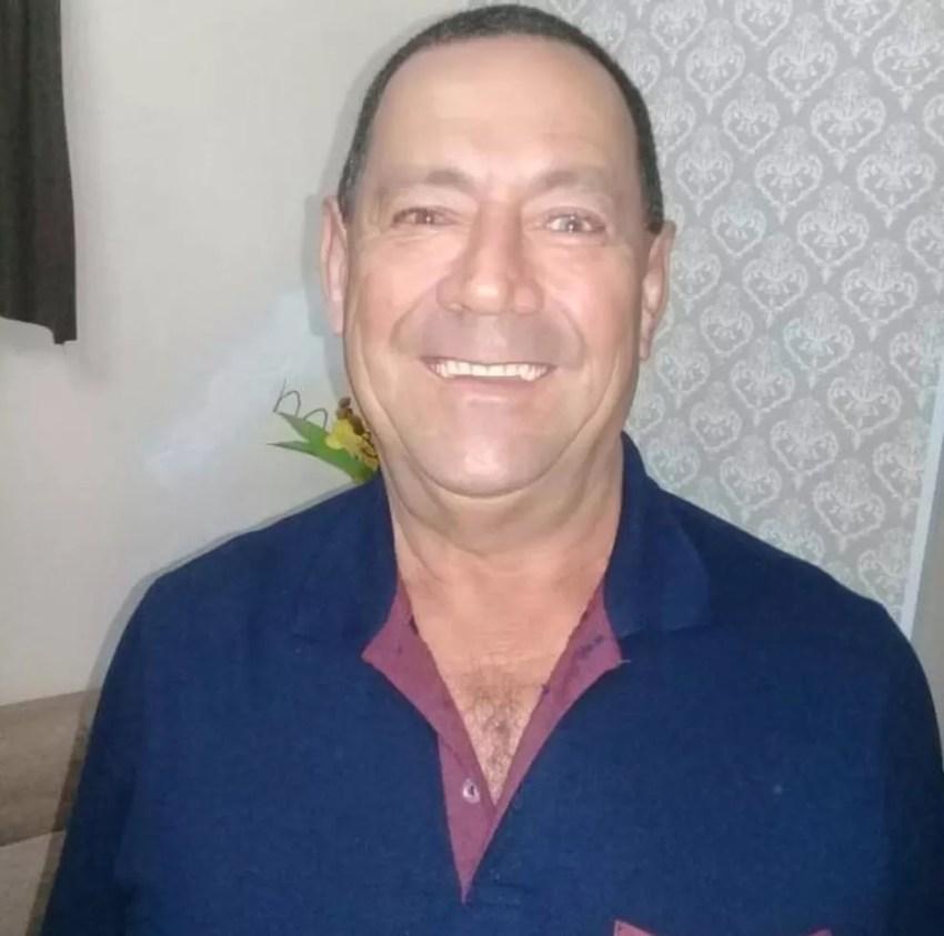 Salvador Pereira de Araújo, de 70 anos, morreu em acidente com trator em Tupã — Foto: Arquivo pessoal
