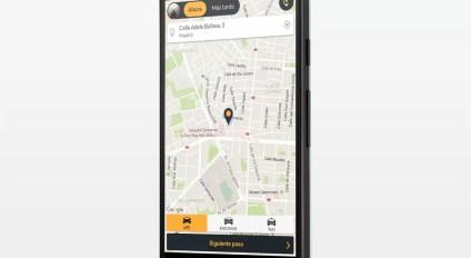Imagem de divulgação do aplicativo Cabify, de transporte executivo (Foto: Cabify/Divulgação)