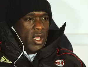 Clarence Seedorf, do Milan (Foto: Getty Images)
