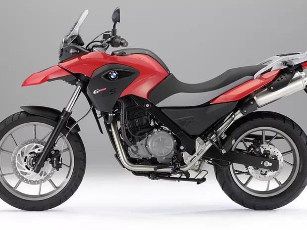 bmwg650gs - BMW faz recall de 3.470 motos G 650 GS e G 650 GS Sertão