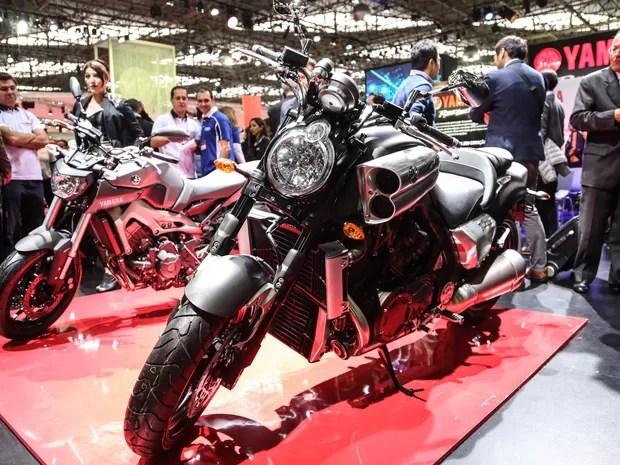 yamaha-4698 - Só 'ostentação': veja as 10 motos mais caras do Brasil