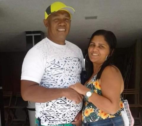 José Ricardo Barbosa de Oliveira fugiu levando diversos pertences da vítima, segundo um familiar. — Foto: Arquivo pessoal