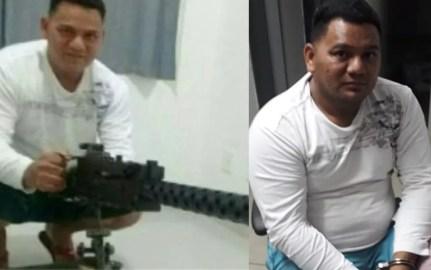 Homem conhecido como Tio Patinhas foi preso em apartamento de luxo no Grande Recife (Foto: Polícia Militar/Divulgação)