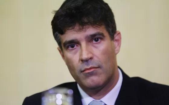 Cassio Conserino (Foto: Aloisio Mauricio / Fotoarena/Agência O Globo)