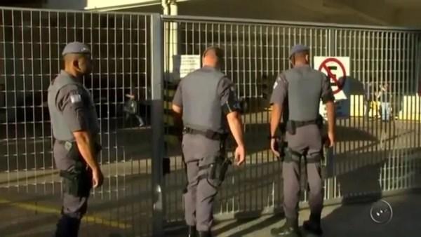 Operação contra crime organizado acontece em Catanduva (Foto: Reprodução/TV TEM/Arquivo)