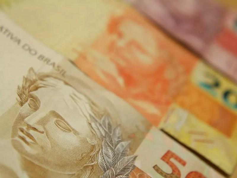 Cédulas de reais (Foto: Marcos Santos / USP Imagens)