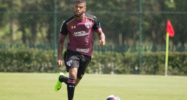 Júnior Tavares São Paulo (Foto: Igor Amorim/saopaulofc.net)