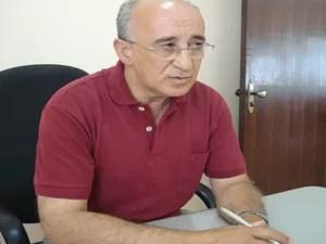 Padre confirma a repreensão (Foto: Anna Lúcia Silva/ G1)