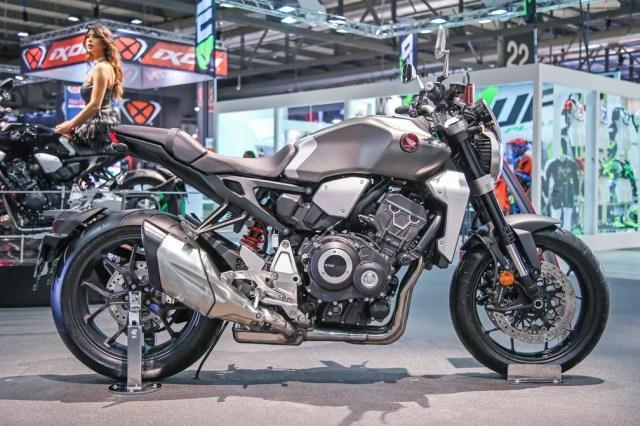 Honda CB 1000 R (Foto: Divulgação/Eicma)