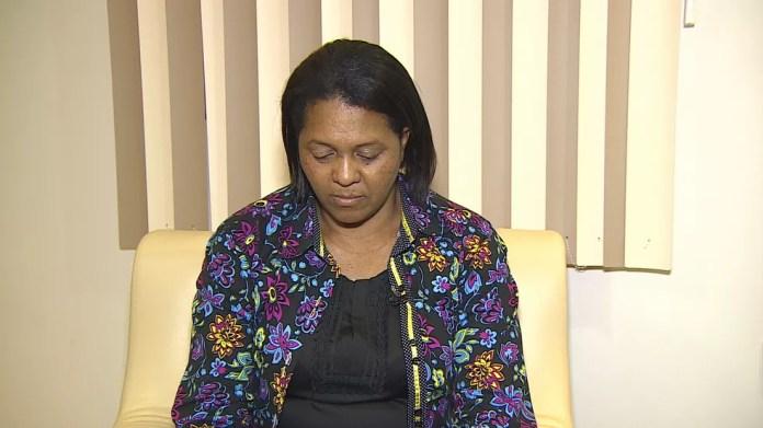 Esposa diz que marido tinha duas paixões (Foto: Rede Globo/Reprodução)