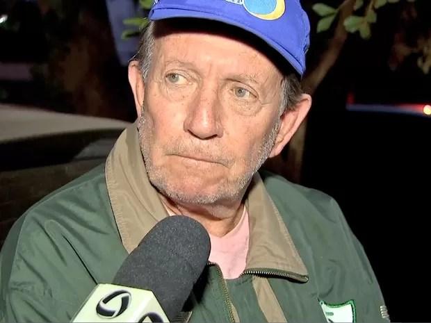Desembargador aposentado do Tribunal de Justiça de Minas Gerais, Paulo Mendes Álvares (Foto: Reprodução/TVCA)