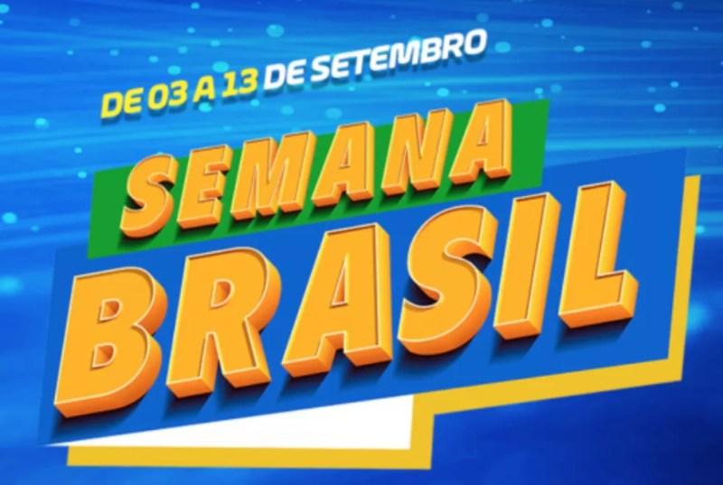 Semana do Brasil é usada como isca para golpes  — Foto: Divulgação/Semana do Brasil