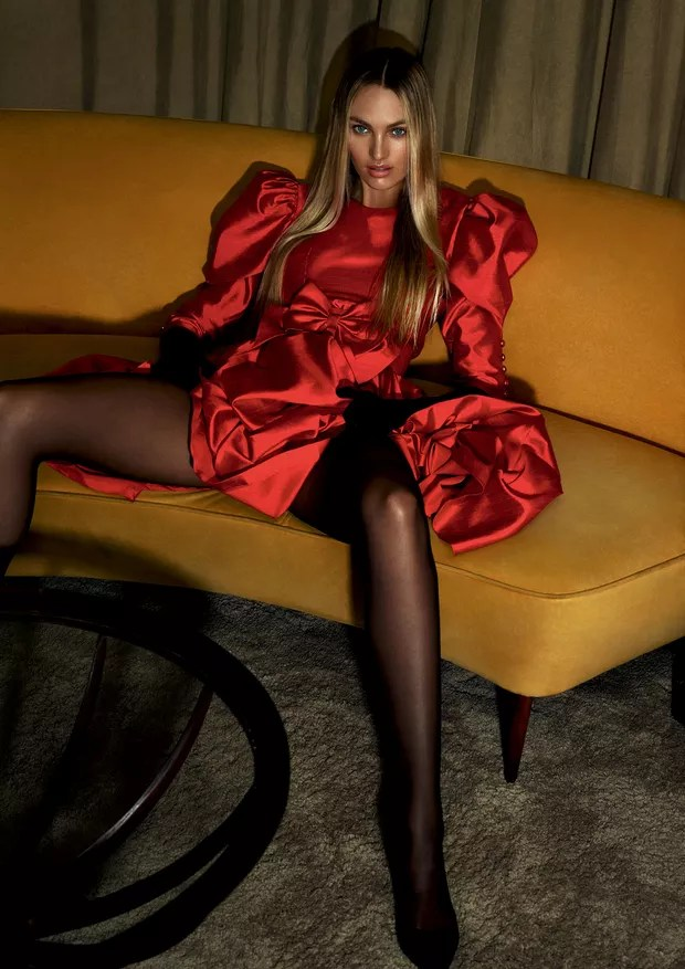 Candice Swanepoel (Foto: Mert & Marcus)