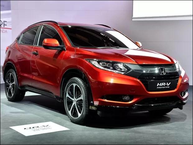 Honda HR-V Paris (Foto: Divulgação/Newspress)
