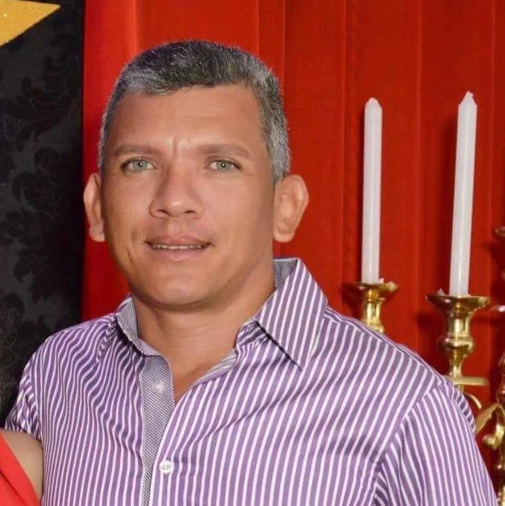 Empresário Moacir Dias Braga morreu em acidente com jet ski após participar do 'Festival do Camarão' (Foto: Reprodução/Facebook)