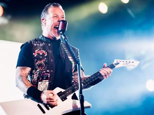 Metallica fechou a quarta noite do Rock in Rio (Foto: Fernando Schlaepfer/I Hate Flash/Divulgação Rock in Rio)