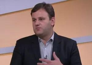 Vinicius Pinotti, diretor de marketing do São Paulo (Foto: Reprodução SporTV)