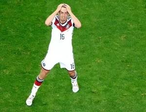 Philipp Lahm Alemanha  (Foto: Getty Images)