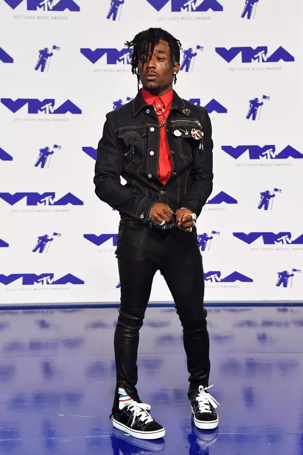 INGLEWOOD, CA - AUGUST 27:  Lil Uzi Vert attends the 2017 MTV Video Music Awards at The Forum on August 27, 2017 in Inglewood, California.  (Photo by Frazer Harrison/Getty Images) (Foto: Getty Images)