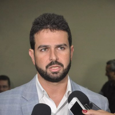 Gil Cutrim foi acionado por improbidade administrativa pelo Ministério Público do Maranhão (Foto: Divulgação/ASCOM)