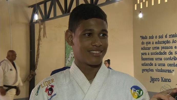 André Nascimento (Foto: Reprodução/TV Sergipe)