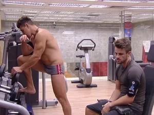 BBB às 10h34m do dia 06/03. (Foto: Big Brother Brasil)