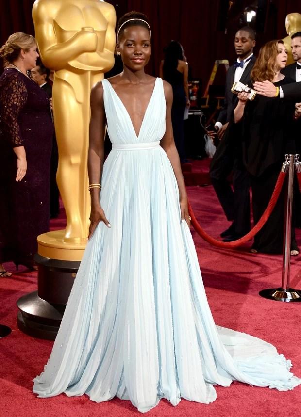 As 10 Mais Bem Vestidas Do Tapete Vermelho Do Oscar Em 2014 Vogue Red Carpet
