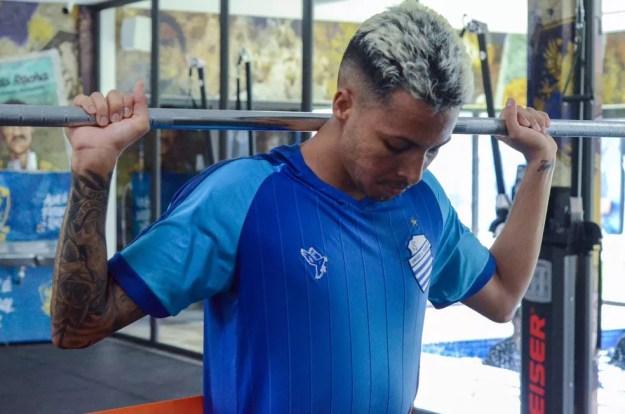 Ítalo pode ganhar uma chance no meio-campo — Foto: Augusto Oliveira/CSA