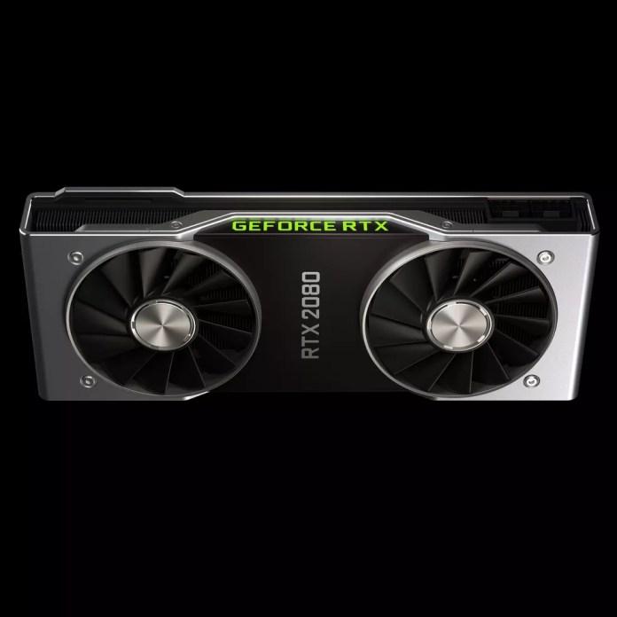 GeForce RTX 2080 vai ganhar versão mais compacta, própria para notebooks — Foto: Divulgação/Nvidia