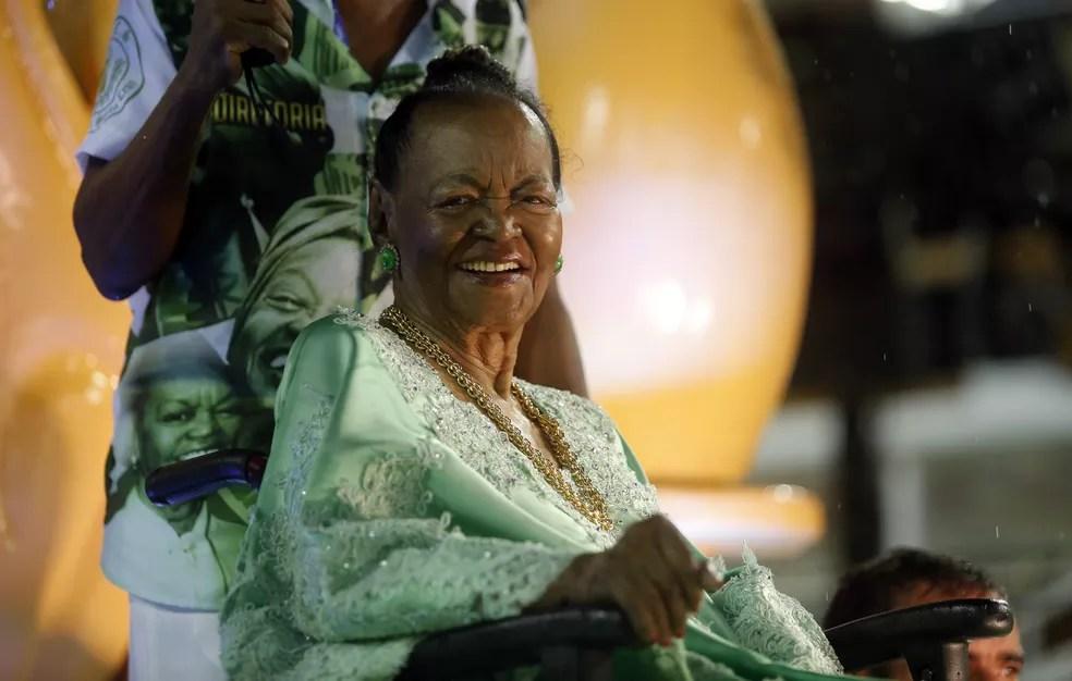 t0a4276 - Atriz Ruth de Souza morre no Rio aos 98 anos