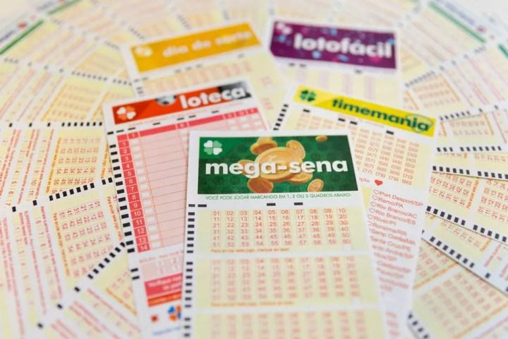 Mega-Sena: concurso 2.117 ocorreu neste sábado (19) — Foto: Marcelo Brandt/G1