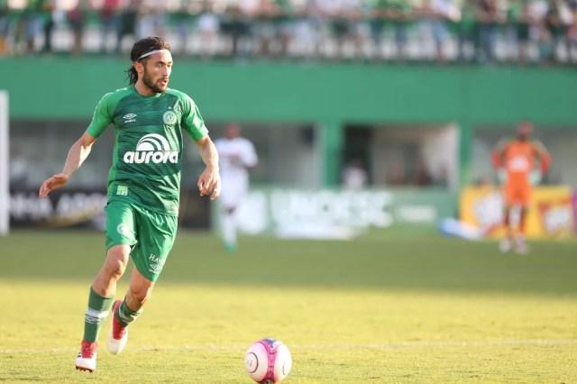 Apodi já defendeu grandes clubes do País — Foto: Sirli Freitas/Chapecoense