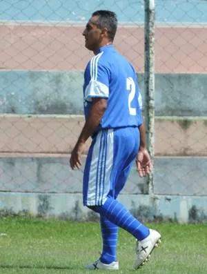 Zé Carlos, ex-lateral-direito do São Paulo, Amador Sênior de Presidente Prudente (Foto: Ive Rodrigues / GloboEsporte.com)
