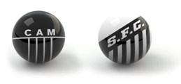 Guia da rodada  24 - Atlético-Mg x Santos (Foto: Editoria de Arte)