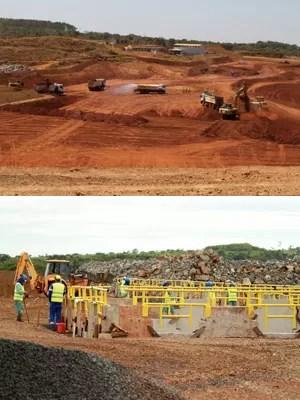Anglo anunciou investimentos de US$ 325 milhões para ampliar vida útil de mina em Catalão (Foto: Anglo American/Divulgação)