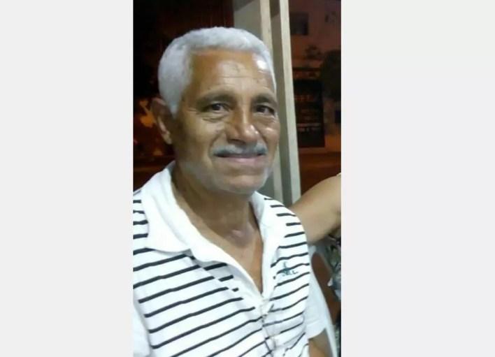 Cláudio Manoel Ricardo estava internado no Hospital Aroldo Tourinho — Foto: Arquivo pessoal