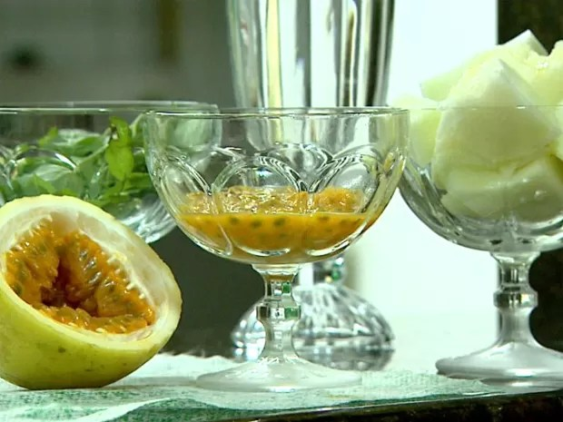 Sucos de frutas combinados com verduras ajudam a combater a ressaca (Foto: Claudio Oliveira/EPTV)