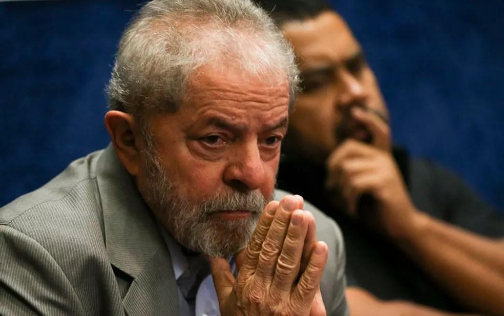 O ex-presidente Luiz Inácio Lula da Silva será interrogado na Lava Jato em 10 de maio. (Foto: Marcelo Camargo/Agência Brasil)