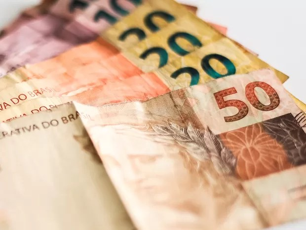 Dinheiro (Foto: Jonathan Lins/G1)
