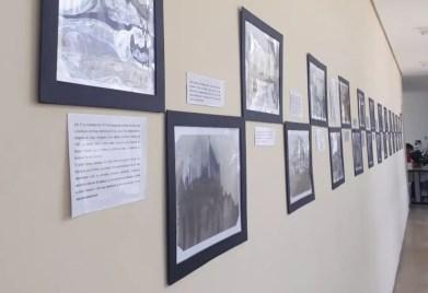 Fotografias estão expostas no prédio da Biblioteca Central da UEPB, no Campus Bodocongó, e vai até o dia 8 de março de 2019 — Foto: Ana Carolina Aragão/Divulgação